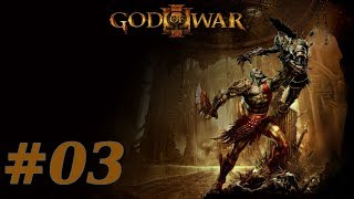 Der Sturz in die Unterwelt 💀 God of War 3 Remastered German HD Lets Play 03