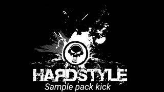 Rawstyle / Hardstyle Kick sample pack