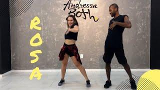 Rosa - Anitta, Prince Royce (coreografia) Dance