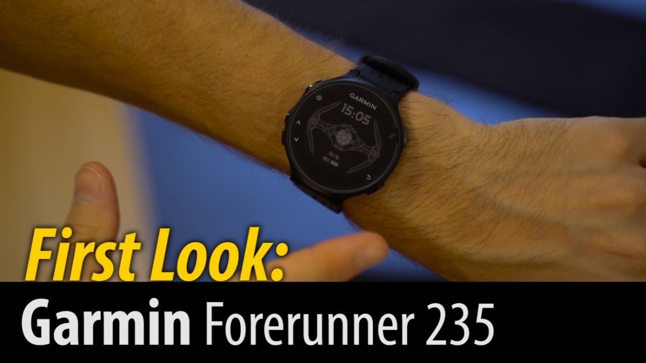 Gear of the year: The Garmin Forerunner 230/235 - Canadian