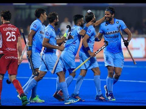 FIH Hockey World League final: India, Belgium produce 6 thrilling goals