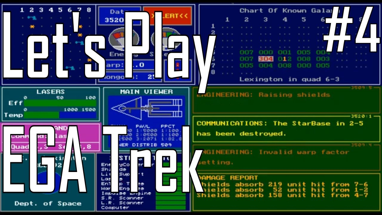 EGA Trek - Holy Hell - Let's Play ep. 4