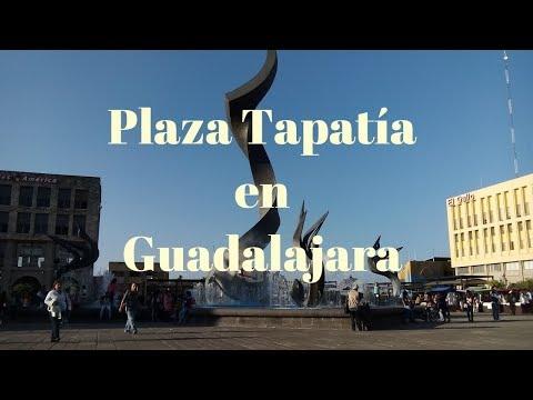 PLAZA TAPATÍA  EN  GUADALAJARA JALISCO - Lorena Lara