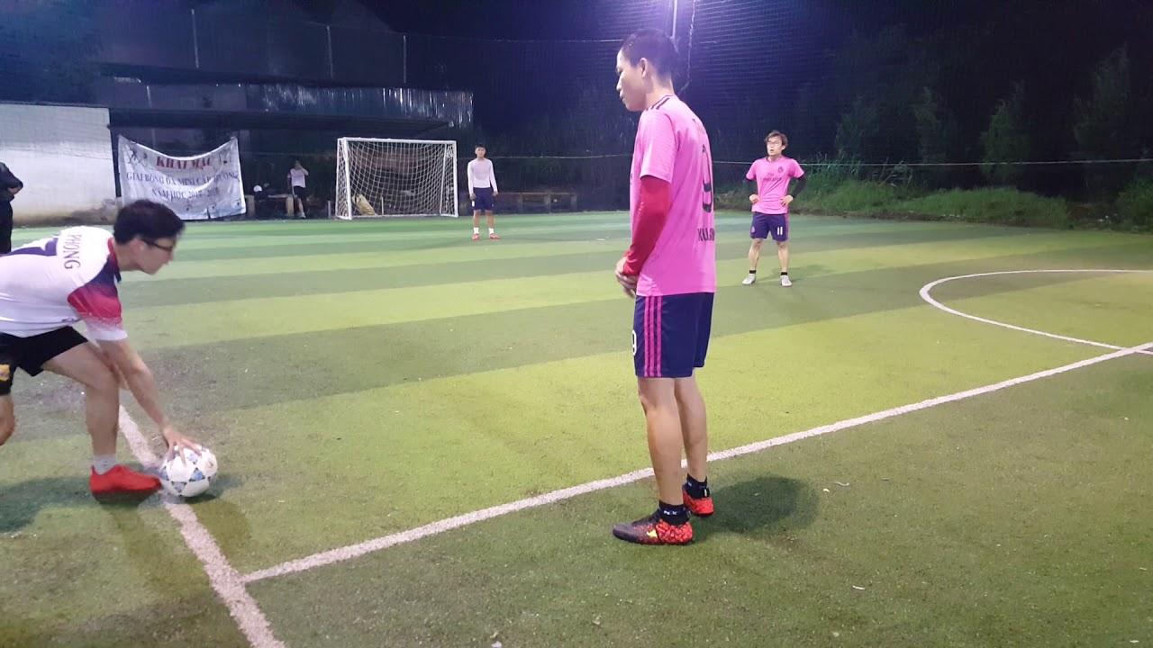 Trận Banh Giao Hữu Với Trung Tín FC – Giày Đá Bóng