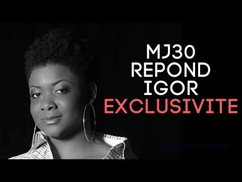 URGENT : MJ30 BRISE LE SILENCE, REPOND LA FAMILLE D'IGOR ET TSHALA MWANA