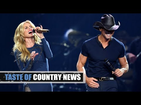 Tim McGraw, Faith Hill,
