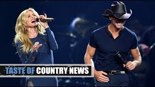 "Tim McGraw, Faith Hill, ""The Rest of Our Life"": Written By Ed Sheeran"