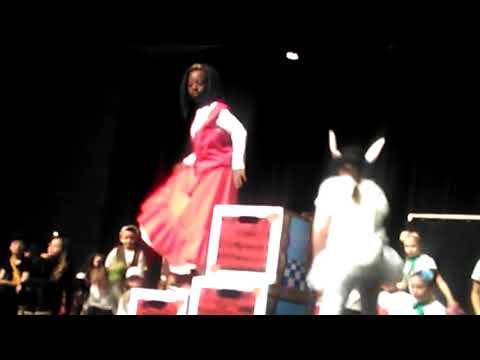 Alice in Wonderland play  (Elm Creek)