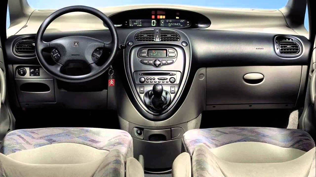 citroen xsara picasso youtube. Black Bedroom Furniture Sets. Home Design Ideas