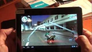 GTA Vice City на китайских планшетах