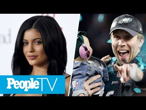 Kylie Jenner Gives Birth: Breaking Down Her Pregnancy Video, Stars React To Eagles' Win | PeopleTV