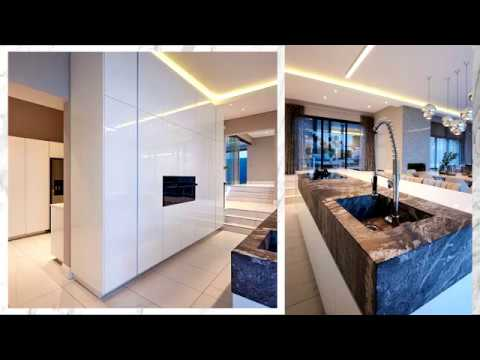 Linear Concepts Waterfall Kitchen Design Slideshow Modern Kitchen Designs South Africa Youtube