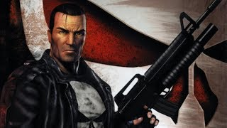 THE PUNISHER - Full Game Walkthrough Longplay Gameplay No Commentary