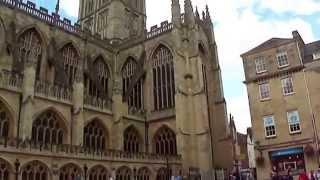 видео Бат (Англия)