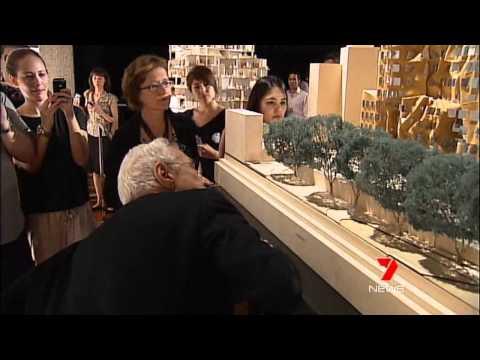 Seven News Sydney:  Frank Gehry