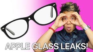 Huge Apple AR Glasses leaks! $499, design, details & requires iPhone