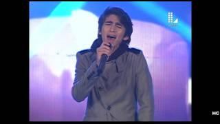 Daniel Lazo se unió a La Voz Kids y cantó