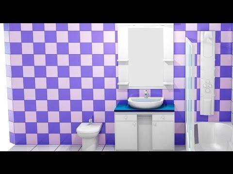 como hacer un mueble para cuarto de baño \