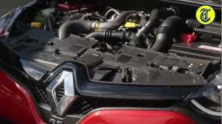 Renault Clio RS 2013 - review by Autovisie TV