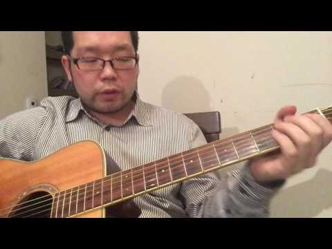 How to play captivate us - fingerpicking lesson