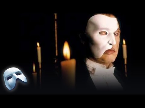 'Music of the Night'  Michael Crawford and Sarah Brightman  The Phantom of the Opera