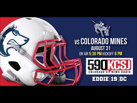 CSU-PUEBLO VS COLORADO MINES FULL GAME BROADCAST