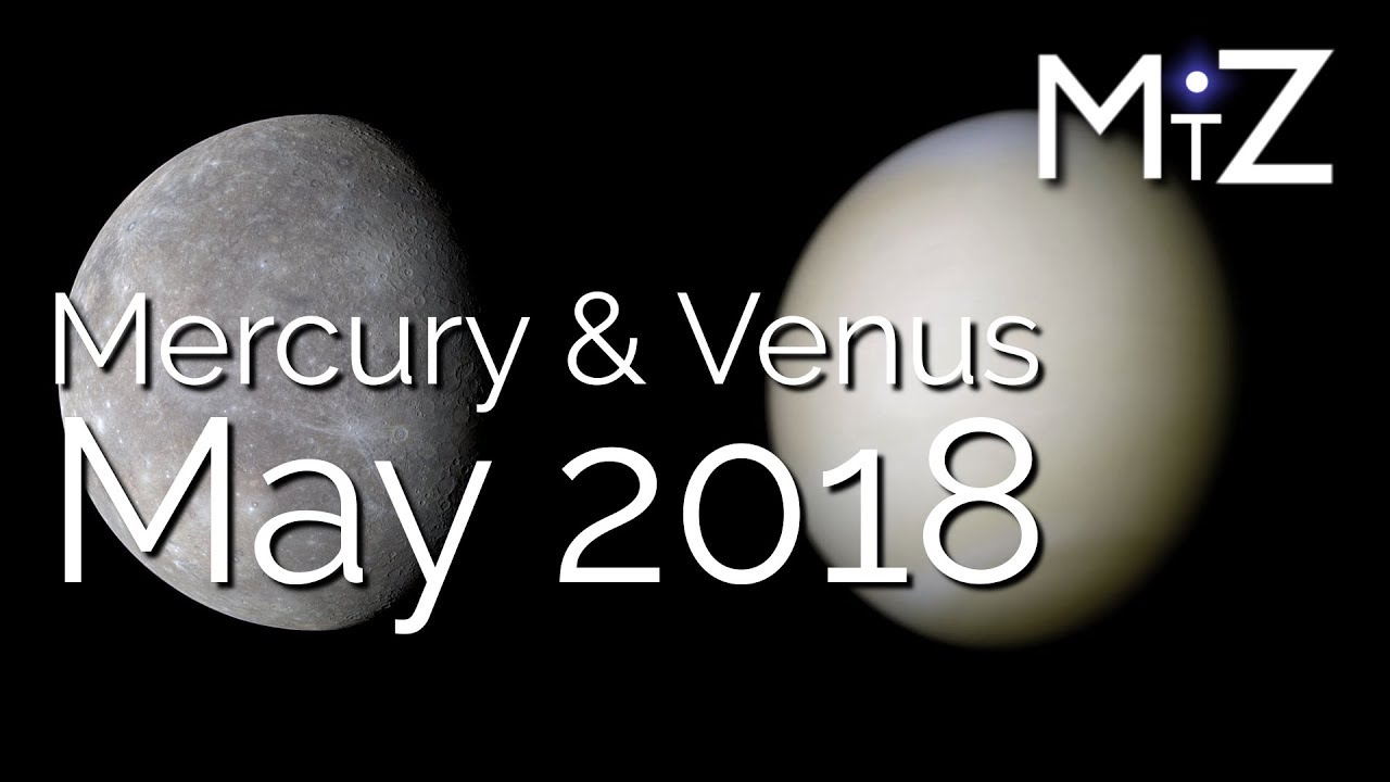 Mercury Square Pluto & Venus Square Neptune Monday May 7th, 2018 - True  Sidereal Astrology