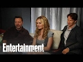 Stephen Moyer Relives The 'True Blood' Photo Shoot
