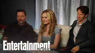 True Blood: Anna Paquin, Stephen Moyer & Alan Ball On The Series | Entertainment Weekly
