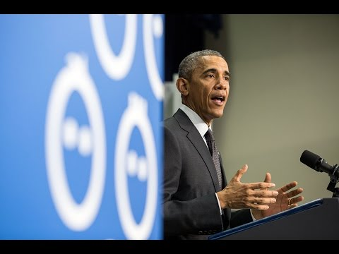 President Obama Speaks at the Early Education Summit