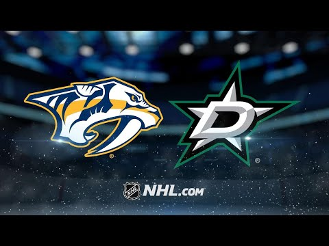 Saros, Predators cruise past Stars, 5-2