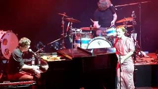 HD - Ben Folds - Songs Of Love (feat. Kate Miller Heidke) live @ MQ, Vienna 05.03.2011, Austria