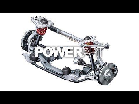 PowerArt - Repaso rápido a los tipos de suspensión - S01-E18