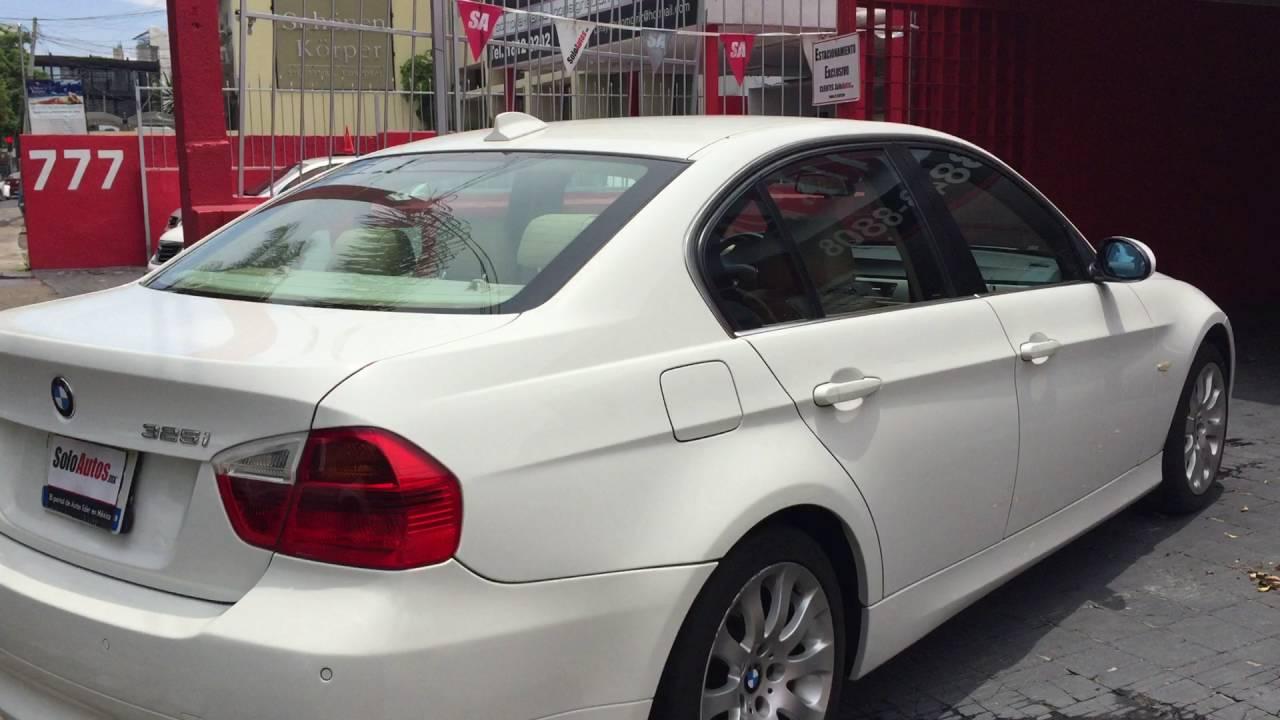 BMW Serie I PROGRESSIVE Wwwsoloautosmx - 2008 bmw 325