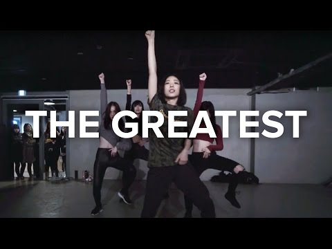 The Greatest - Sia ft. Kendrick Lamar / Lia Kim Choreography