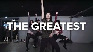 The Greatest Sia Ft. Kendrick Lamar / Lia Kim Choreography