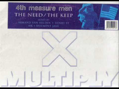 4th Measure Men - The Need (MK Dub)