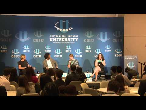 Financial Education: Youth as Economic Citizens: Working Session - CGI U 2015