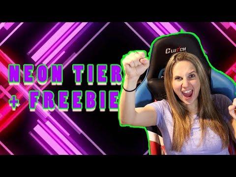 FINALLY NEON TIER - Wooooo!! WWE SuperCard S.5