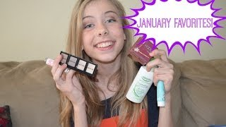 January Favorites 2014! Thumbnail