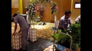 How To Building A Wedding Arch - Diy - Womentrest.com