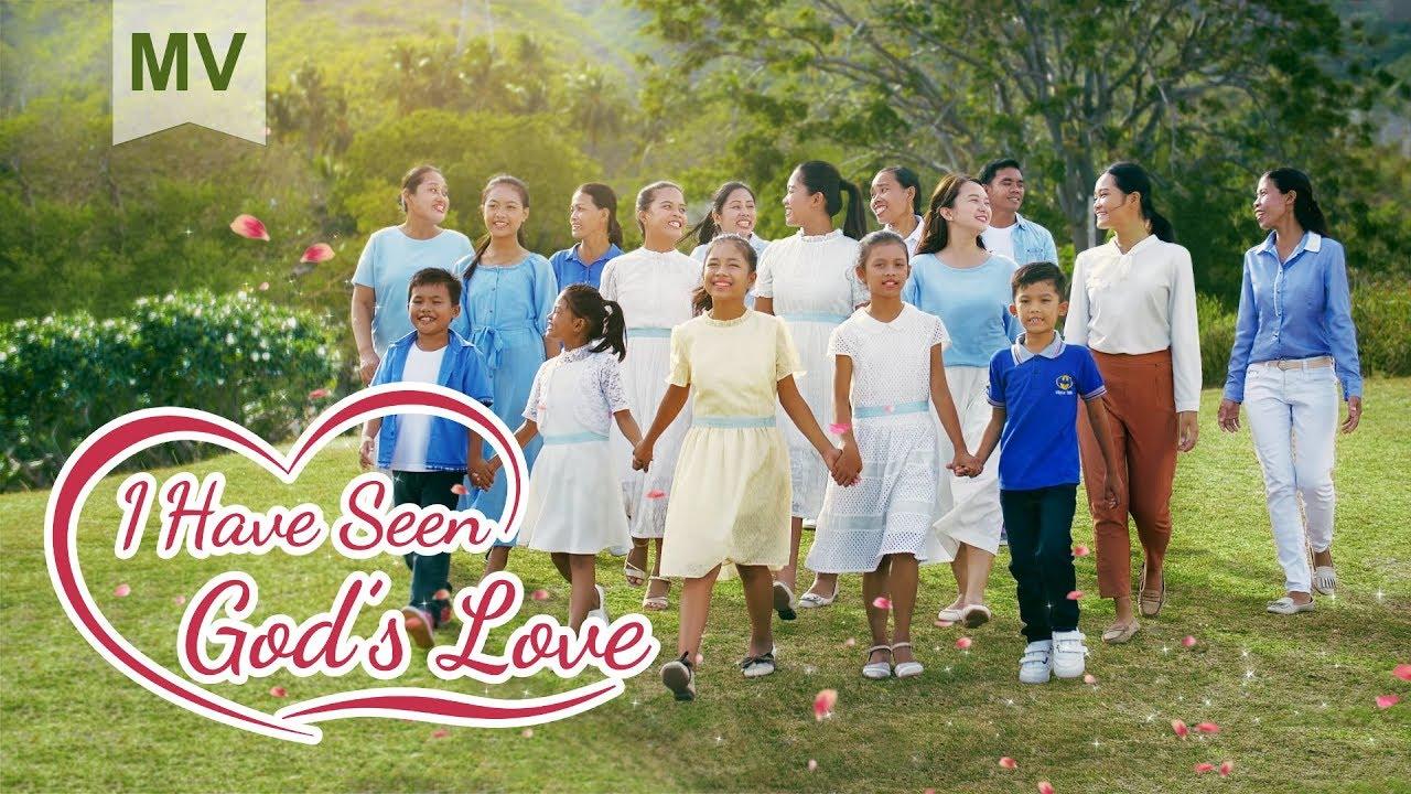 "2019 Christian Music Video   ""I Have Seen God's Love""   Praise Song"