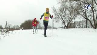 Ежегодные соревнования по лыжным гонкам среди школьников