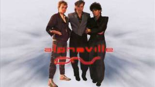 New! Alphaville - Big in Japan with Lyrics