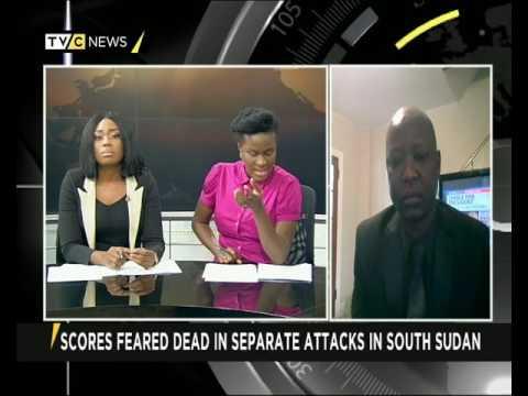 Steve Paterno speaks on South Sudan fresh attack