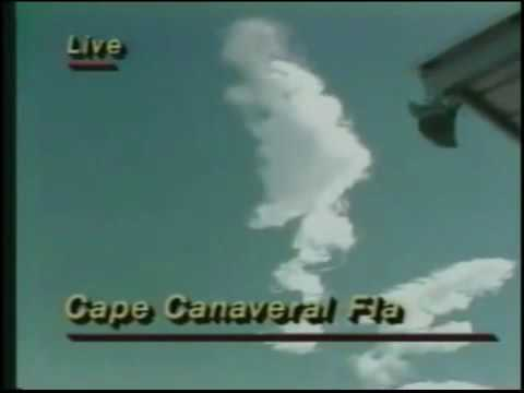 The Challenger Disaster  CBS News Radio Coverage