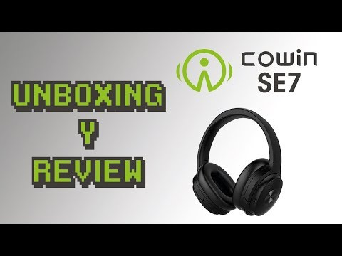 cowin se7 auriculares bluetooth review youtube cowin se7 auriculares bluetooth