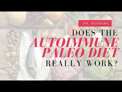 Does the Autoimmune Paleo Diet Work?