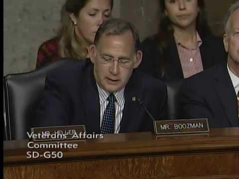 Senate Veterans' Affairs Committee Hearing on Robert McDonald to be Sec. of the VA
