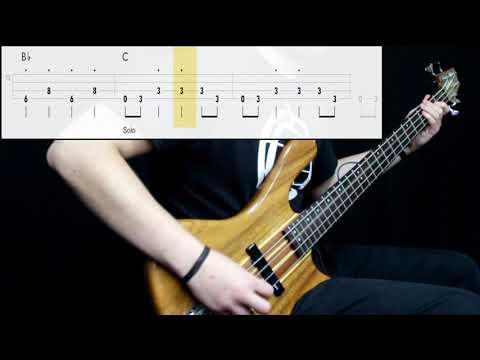 Los Prisioneros - ¿Por Qué No Se Van? (Bass Cover) (Play Along Tabs In Video)
